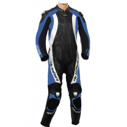 RTX Aero Evo Blue Racing 1PC Leathers