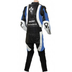 RTX Aero Evo Grey Racing 1Pc Leathers