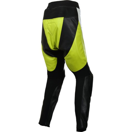 RTX Fluorescent Yellow Violator Motorcycle Trouser