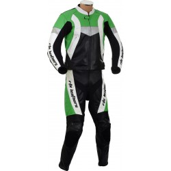 RTX Violator GSXR Green Biker Leathers