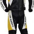 362 Violator Yellow Biker Suit