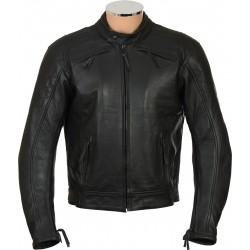 RTX Cruiser Pro Premium Leather Biker Jacket