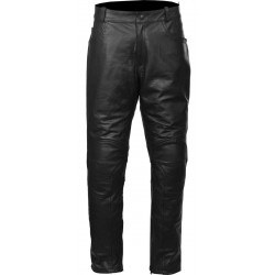 RTX Cruiser Pro Biker Leather Trouser Pant Jeans