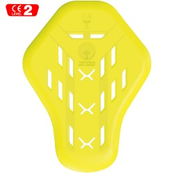 Forcefield Motorcycle Jacket Suit Back Impact Protector Internal Armour Pad CE Level 2 - Size: 001