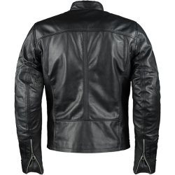 Star Trek Inspired Captain Kirk Replica Casual Leather Jacket