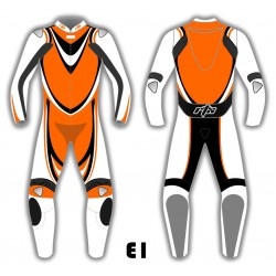 RTX Excalibur Leather Suit - 8 Colours