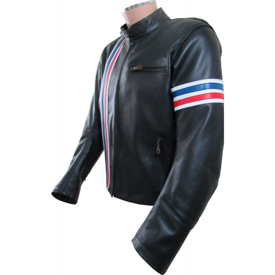 Easy Rider Leather Armoured Biker Jacket