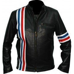 Easy Rider Fonda Classic Leather Jacket