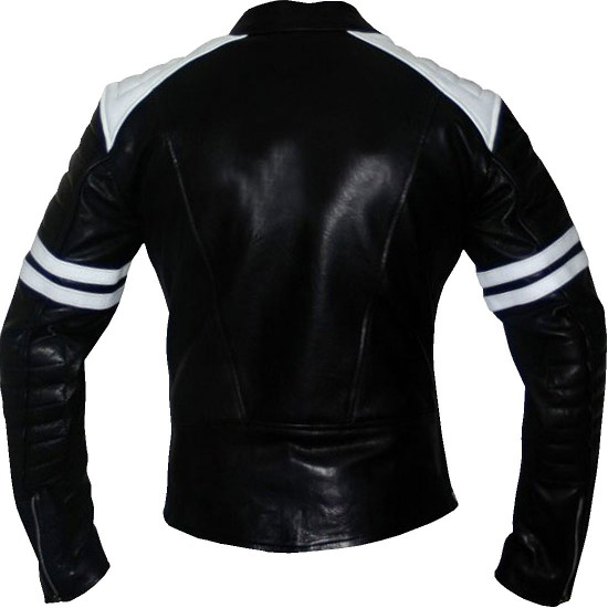 Fight Club Replica Casual Leather Jacket