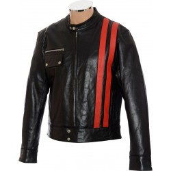 Victor Frankenstein Leather Jacket