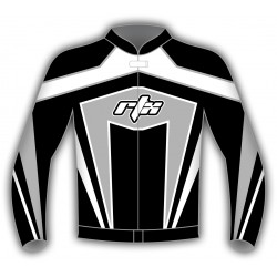 RTX Magneto Leather Biker Jacket - Multiple Colour Options