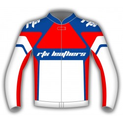 RTX Alpine Leather Biker Jacket - Multiple Colour Options