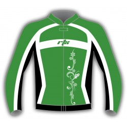 RTX Venus Ladies Biker Jacket - Colour Options