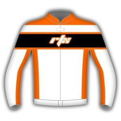 RTX Takeoff Leather Biker Jacket - Multiple Colour Options
