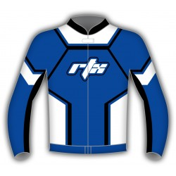 RTX Hive Leather Bike Jacket - Multiple Colour Options