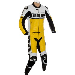 Kenny Roberts Leguna Seca Yellow 2Pc Suit