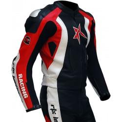 RTX Aero Evo Red Racing 1Piece Leathers