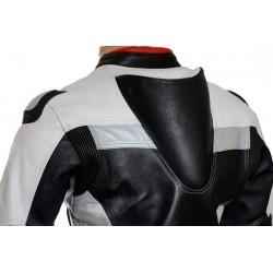 RTX Assassin Leather Biker Jacket