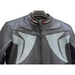 RTX Blade Trinity Leather Biker Jacket