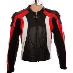 RTX Aero Evo Red Biker Jacket