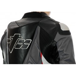 RTX GP Tech Grey Biker Jacket