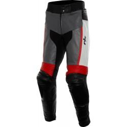 RTX GP Tech Grey Leather Biker Pant