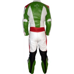 RTX Italia Tri Colour Leathers