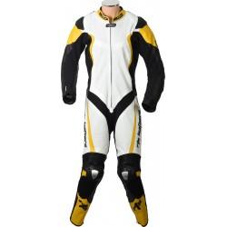 SALE - RTX Katana Yellow Kangaroo One Piece Race Leathers