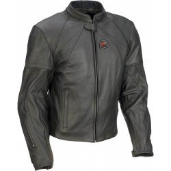 Pro Touring Elite Leather Motorcycle Jacket