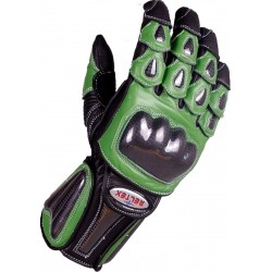 RTX Radon Elite Green Biker Gloves