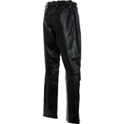 RTX Retro Classic Touring Soft Leather Biker Jeans