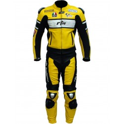 RTX Rossi WGP Replica Leather Biker Suit