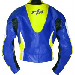 RTX Toseland Edition Fluorescent Biker Jacket