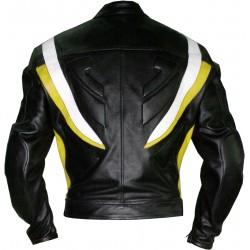 RTX Transformers Yellow Pro Biker Motorcycle Jacket