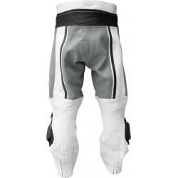 RTX X1 Supersport Touring Grey Leather Trouser Pant