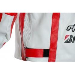Marco Simoncelli MotoGP Replica Motorcycle Biker Jacket