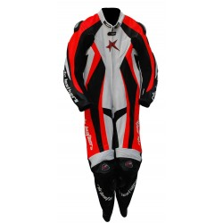 RTX Pro Racing Leather Motorcycle Suit