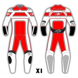 RTX WGP Leather Biker Suit - 8 Colours